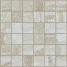 Shaw Floors Ceramic Solutions Genesis Mosaic Ivory 00125_CS29V