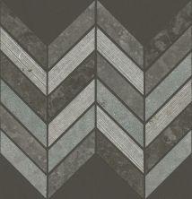 Shaw Floors Ceramic Solutions Boca Chevron Milly Gray 00590_CS29X