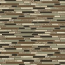 Shaw Floors Ceramic Solutions Awesome Mix Random Linear Mosa Bamboo 00210_CS35X