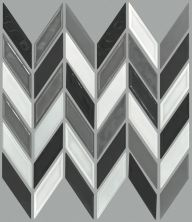Shaw Floors Ceramic Solutions Geoscape Chevron Cool Blend 00510_CS46X