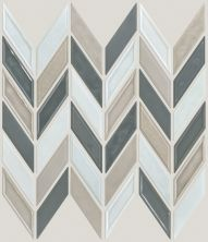 Shaw Floors Ceramic Solutions Geoscape Chevron Warm Blend 00520_CS46X
