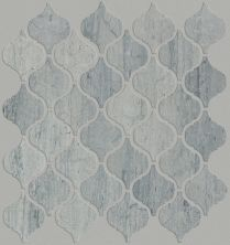 Shaw Floors Ceramic Solutions Chateau Lantern Mosaic Blue Grigio 00550_CS55P