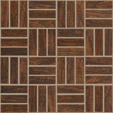 Shaw Floors Ceramic Solutions Petrified Hickory Mosaic Fossil 00700_CS56Q