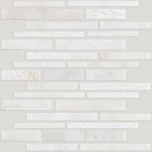 Shaw Floors Ceramic Solutions Boca Random Linear Textured Mo Whitewater 00120_CS78M