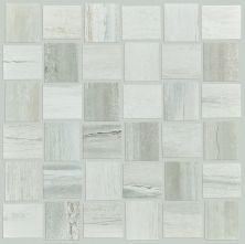 Shaw Floors Current Bw Mosaic White Water 00125_CS80Z