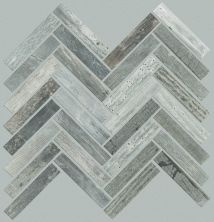 Shaw Floors Emberwood Herringbone Mosaic Ash 00510_CS92Z