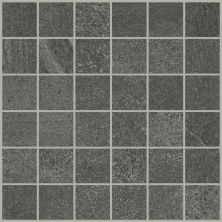 Shaw Floors Ceramic Solutions Sculpture Mosaic Anthracite 00590_CS98X