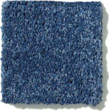 Shaw Floors Clearly Chic Bright Idea II Brilliant Blue 00402_E0505