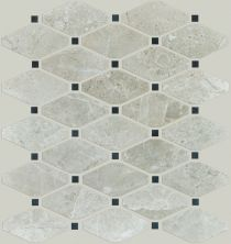 Shaw Floors SFA Hampton Clipped Diamond Honed Ritz Grey 00500_SA06A