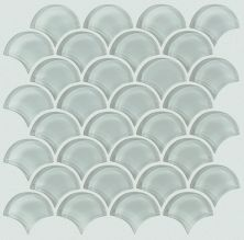 Shaw Floors SFA Paramount Fan Glass Mosaic Shadow 00550_SA14A