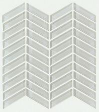 Shaw Floors SFA Paramount Chevron Glass Mosaic Mist 00250_SA16A