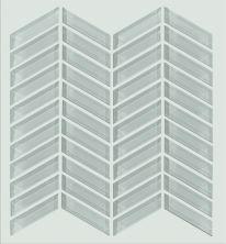 Shaw Floors SFA Paramount Chevron Glass Mosaic Shadow 00550_SA16A