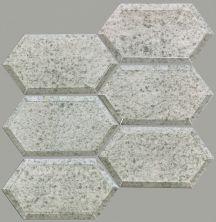 Shaw Floors SFA Vulcan Hex Mosaic Antique Silver 00500_SA28A