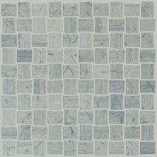 Shaw Floors SFA Pearl Basketweave Mosaic Blue Grigio 00550_SA30A