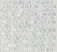 Shaw Floors Home Fn Gold Ceramic Estate Py Rnd Mo Bianco Carrara 00150_TG10B