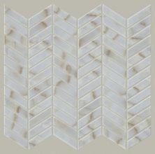 Shaw Floors Home Fn Gold Ceramic Affair Chevron Organza 00100_TG14E