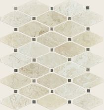 Shaw Floors Home Fn Gold Ceramic Hamptons Diamond Honed Mosaic Impero Reale 00200_TG47B