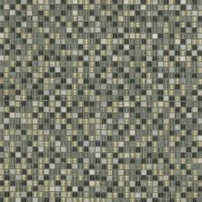 Shaw Floors Home Fn Gold Ceramic Awesome Mix 5/8 Mosaic' Silver Aspen 00525_TG61B