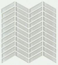 Shaw Floors Home Fn Gold Ceramic Principal Chevron Glass Mo Mist 00250_TG78B