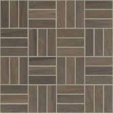 Shaw Floors Home Fn Gold Ceramic Traveler Mosaic Brown 00700_TGJ70