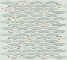 Shaw Floors Home Fn Gold Ceramic Molten Stretch Hexagon Glass Platinum 00150_TGJ84