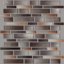 Shaw Floors Home Fn Gold Ceramic Silverton Glass Copper 00670_TGJ85