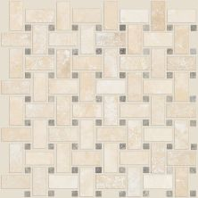 Shaw Floors Home Fn Gold Ceramic Del Ray Basketweave Mosaic Point Break 00257_TGL27