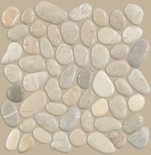 Shaw Floors Home Fn Gold Ceramic River Rock Honed Driftwood Tan 00200_TGL65