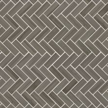 Shaw Floors Home Fn Gold Ceramic Estate Herringbone Mosaic Urban Grey 00570_TGN88