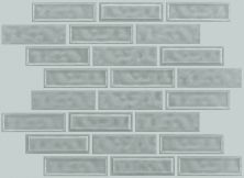 Shaw Floors Toll Brothers Ceramics Geoscapes Random Linear Mosaic Light Grey 00500_TL45C