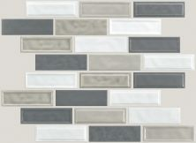 Shaw Floors Toll Brothers Ceramics Geoscapes Random Linear Mosaic Warm Blend 00520_TL45C
