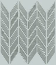 Shaw Floors Toll Brothers Ceramics Geoscapes Chevron Light Grey 00500_TL46C
