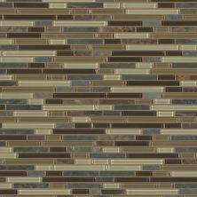 Shaw Floors Toll Brothers Ceramics Awesome Mix Random Linear Mosi Amber Tea 00427_TL63B