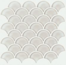 Shaw Floors Toll Brothers Ceramics Principal Fan Glass Mosaic Mist 00250_TL79B