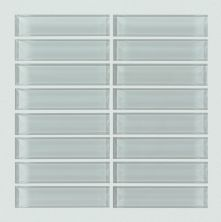 Shaw Floors Toll Brothers Ceramics Principal Stacked Glass Mosaic Shadow 00550_TL83B