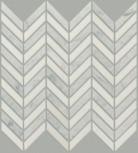 Shaw Floors Toll Brothers Ceramics Estate Chevron Mo Biancocarrara/T 00151_TL87B