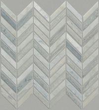 Shaw Floors Toll Brothers Ceramics Estate Chevron Mo Biancoc/Blue Grigio 00155_TL87B