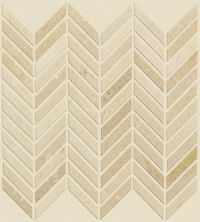 Shaw Floors Toll Brothers Ceramics Estate Chevron Mo Crema Marfil 00200_TL87B