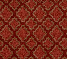 Anderson Tuftex American Home Fashions Tudor Court Orange Nouveau 00627_ZZA27