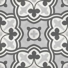Casa Roma ® Geoshapes Ice (8×8 Baroque Deco) CAS60314
