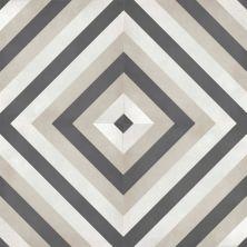 Casa Roma ® Geoshapes Sand (8×8 Diamond Deco) CAS60325