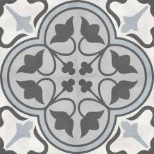Casa Roma ® Geoshapes Tide (8×8 Clover Deco) CAS60327