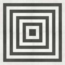 Casa Roma ® Geoshapes Geo (8×8 Monochrome Deco) CAS60336