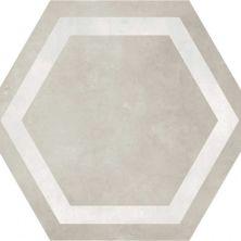 Casa Roma ® Geoshapes Sand (7×8 Hexagon with Frame) CAS60406