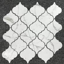 Casa Roma ® Arabesco Statuario (3×3 Mosaic) CASAB01