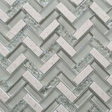 Casa Roma ® Chevron Grey (11.5″x11.5″) CASCGS23HL
