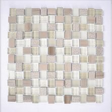 Casa Roma ® Glass Boutique Grey (11.8″x11.8″ Marble Mosaic) CASF20263