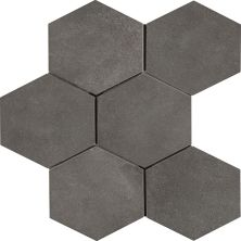 Casa Roma ® Cassini Peltro (8″x7″ Hexagon Decor) CASR4CP
