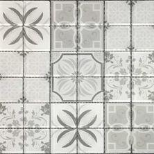 Casa Roma ® Décor Glass Classic Grey (12×12 Mosaic Pressed) CASSDG014