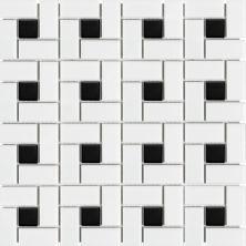 Casa Roma ® Wall Art Pinwheel (12″x12″ Mosaic) SAN51085